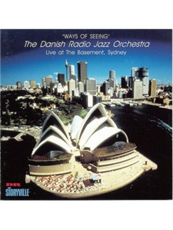 The Danish Radio Jazz Orchestra: Ways Of Seeing CD |