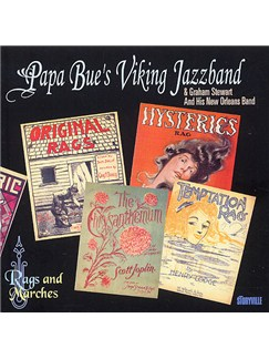 Papa Bue's Viking Jazzband: Rags And Marches CD |