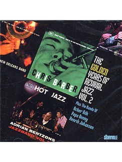 The Golden Years Of Revival Jazz Volume 2 CDs  