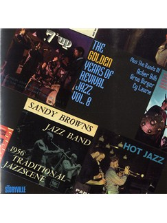 The Golden Years Of Revival Jazz Volume 8: Papa Bue CDs |