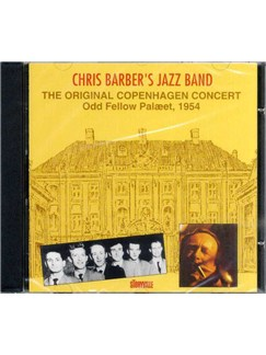 Chris Barber's Jazz Band: The Original Copenhagen Concert CDs |