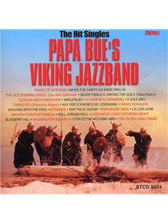 Papa Bue's Viking Jazzband: The Hit Singles 1958-1969 CDs |