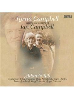 Lorna Campbell: Adam's Rib CD |