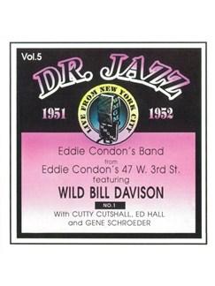 Eddie Condon: The Doctor Jazz Series Vol. 5 CDs  