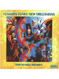 Fessor's Funky New Orleanians: Decatur Street Stomp CDs |