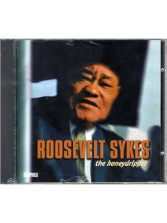 Roosevelt Sykes: The Honeydripper CD |