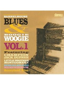 'Champion' Jack Dupree: Barrelhouse Blues & Boogie Woo CDs |