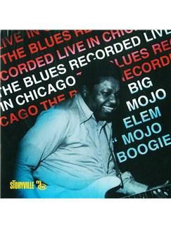Big Mojo Elem: Mojo Boogie CDs |