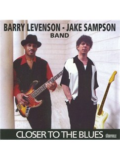 Barry Levenson/Jake Sampson: Closer To The Blues CD |