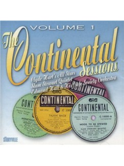 The Continental Sessions Volume 1 CDs |