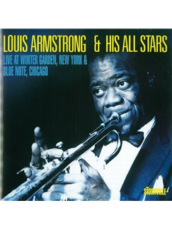 Louis Armstrong: Wintergarden/Blue Note CDs |