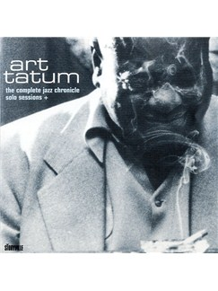 Art Tatum: The Complete Jazz Chronicle Solo Session CDs |