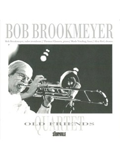 Bob Brookmeyer: Old Friends CD |