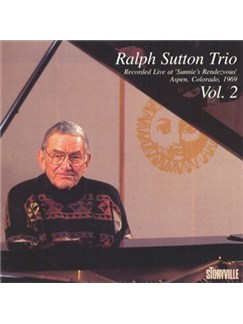 Ralph Sutton: At Sunnie's Vol 2 CDs |