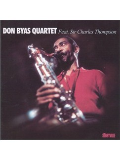 Don Byas: Featuring Sir Charles Thompson CDs |