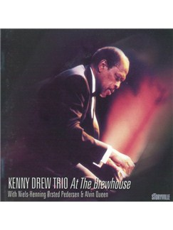 Kenny Drew Trio: At The Brewhouse CDs |