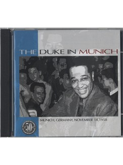 Duke Ellington: The Duke In Munich CDs |