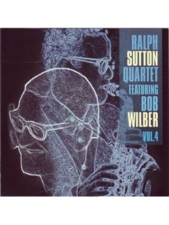 Ralph Sutton Quartet Feat. Bob Wilber Vol 4 CDs |
