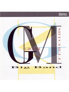 Grover Mitchell Big Band CDs |