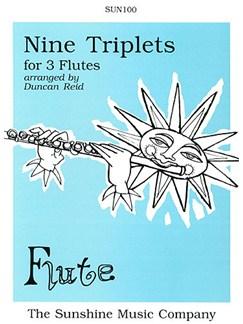 Nine Triplets Books | Flute (Trio)