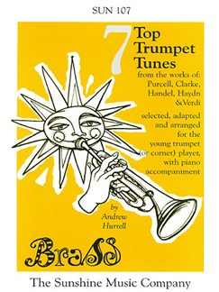 Seven Top Trumpet Tunes Books | Trumpet