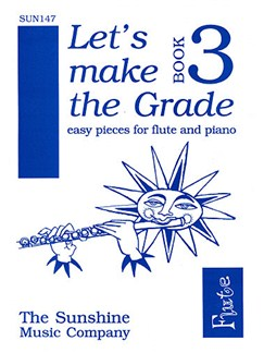 Let's make the Grade Book 3 Books | Flute