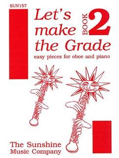 Let's Make the Grade 2: Oboe and Piano Books | Oboe, Piano Accompaniment