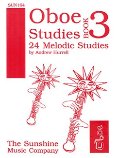 Oboe Studies Book 3 Books | Oboe
