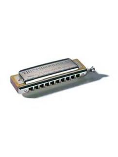 Hohner: Chromonica 40 Chromatic C Harmonica Instruments | Harmonica