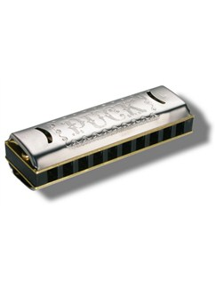 Hohner: Puck C Major Harmonica Instrument | Harmonica