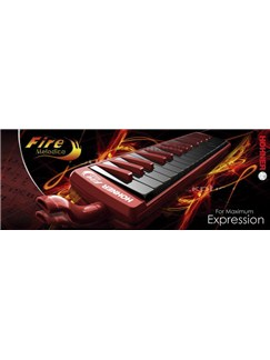 Hohner: Fire Melodica Instruments | Melodica