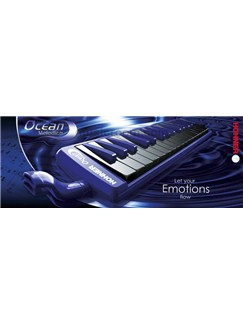 Hohner: Ocean Melodica Instruments | Melodica