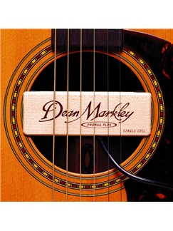 Dean Markley: ProMag Plus Acoustic Guitar Pickup  | Acoustic Guitar