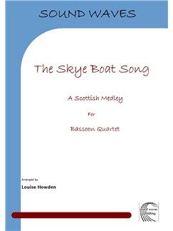 Skye Boat Song - A Scottish Medley (Bassoon Quartet) Books | Bassoon
