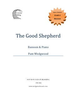 Pam Wedgwood: The Good Shepherd - Bassoon/Piano Books | Bassoon, Piano Accompaniment