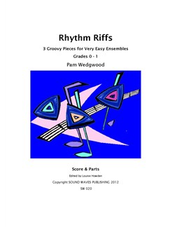 Pam Wedgwood: Rhythm Riffs - Easy Ensemble Books | Ensemble