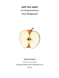 Pam Wedgwood: Split That Apple Books | String Orchestra