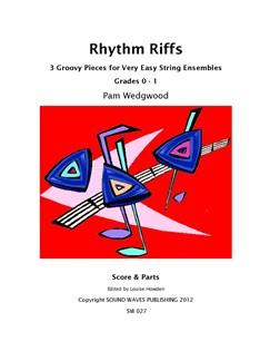 Pam Wedgwood: Rhythm Riffs - String Ensemble Books | String Ensemble