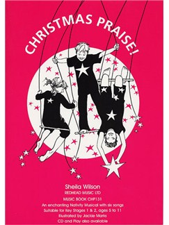 Sheila Wilson: Christmas Praise! (Music Book) Books | Piano, Vocal & Guitar (with Chord Symbols)