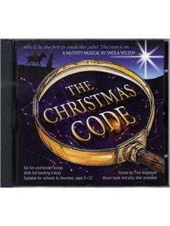 Sheila Wilson: The Christmas Code (CD) CDs |