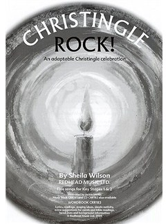Sheila Wilson: Christingle Rock! (Wordbook) Books |