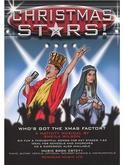 Sheila Wilson: Christmas Stars! Books | Voice, Piano Accompaniment