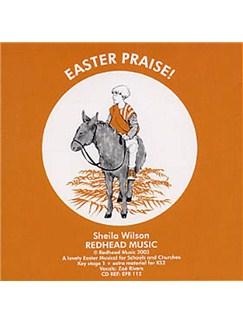 Sheila Wilson: Easter Praise! (Backing CD) CDs | Piano, Voice