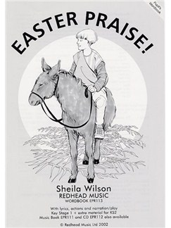 Sheila Wilson: Easter Praise! (Wordbook) Books |