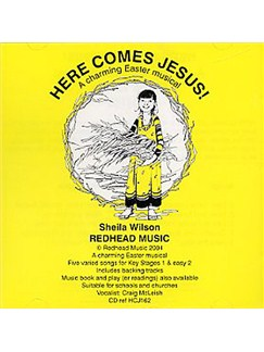 Sheila Wilson: Here Comes Jesus! (Backing CD) CDs | Piano, Voice