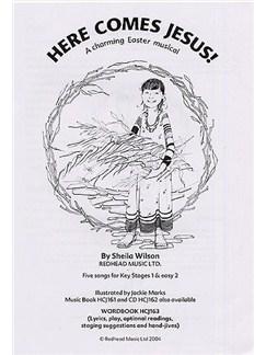 Sheila Wilson: Here Comes Jesus! (Pupil's Book) Books | Libretto