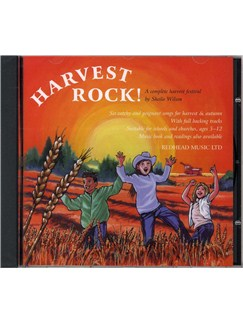 Sheila Wilson: Harvest Rock! (CD) CDs |