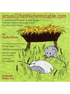 Sheila Wilson: jesus@bethlehemstable.com (CD) CDs | Voice