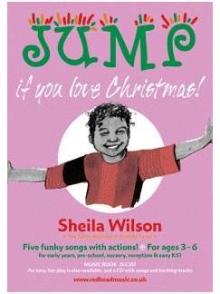 Jump If You Love Christmas: Music Book Books | Voice, Piano, Guitar, Kazoo