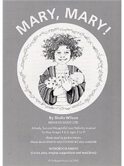 Sheila Wilson: Mary, Mary! (Wordbook) Books |